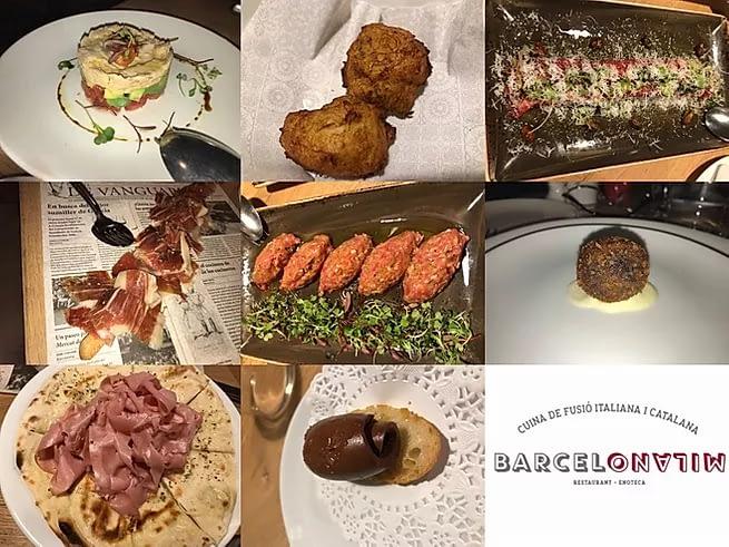 BARCELONA – MILANO